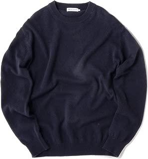 [シップスジェットブルー] ニット クルーネック カシミヤ セーター メンズ 126050225