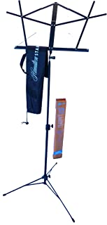 Hamilton Folding Stand, Black, 2 section, with Bag