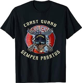 U.S. Coast Guard Shirt Original USCG Semper Paratus T-Shirt