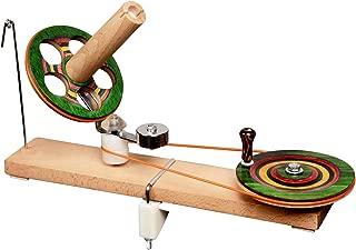 Knit Pro Winding & Dispensing Accessories Signature Ball Winder, Wood, Multi-Colour, 30 x 35 x 30 cm