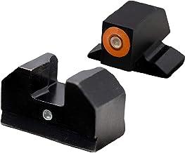 XS Sights F8 Tritium Night Sight for Pistols, Large Tritium Sight, Fast Acquisition, Easy Alignment, All Pistols