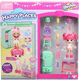 Best shopkins welcome pack kitty kitchen Reviews