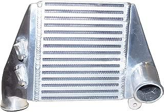 Side Mount Turbo Upgrade Intercooler for 1999-2004 Golf Jetta MK4 1.8T
