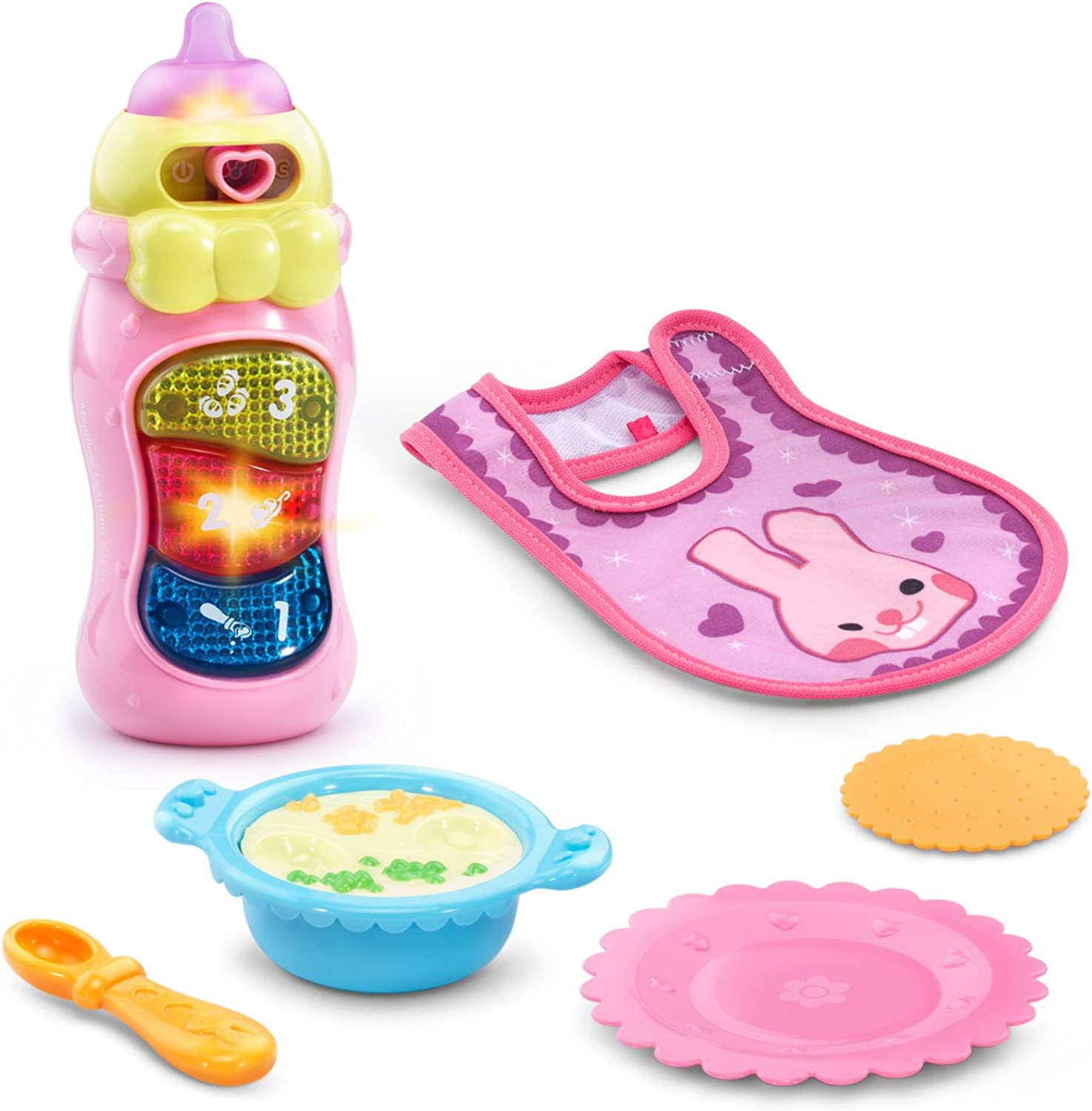 VTech Baby Amaze Mealtime Learning Set  (English Version)