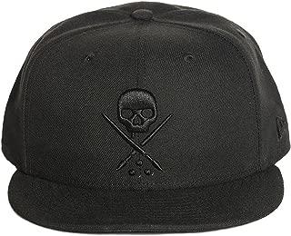 Sullen Men's NE Eternal Fitted Hat Black