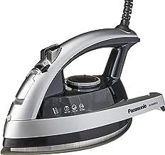 Panasonic NI-W650CSLSH 360° Quick Multi-Directional Steam Iron, 1.5kg, 2000W, Silver