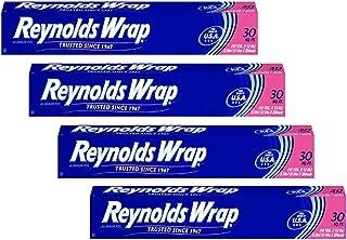 Reynolds Wrap Aluminum Foil - 4 Pack
