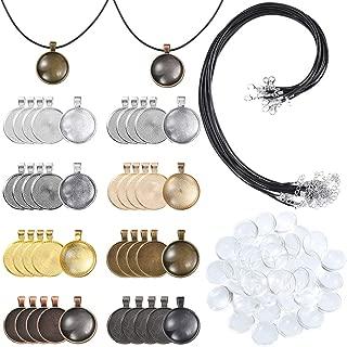Best diy glass pendant jewelry Reviews