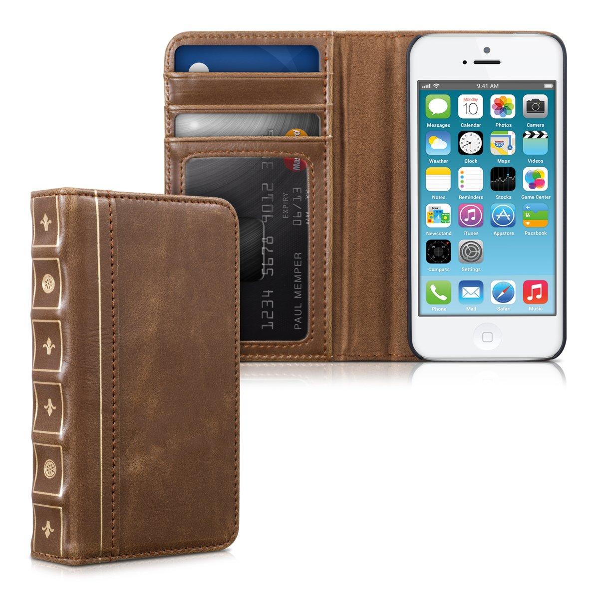 kwmobile Stylish Wallet Synthetic Leather
