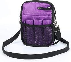 Taillas Case Nurse Panny Pack, Multi-Compartiment Nurse Bag, Nursing Pocket Organizer Riem Nursing Accessoires Pouch Taill...
