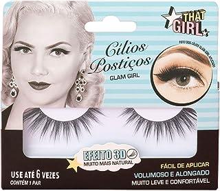 That Girl Glam Girl Cílios Postiços 3D, That Girl