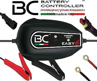 Carica batteria BC Battery Controller EASY MOTORS Caricabatteria e Mantenitore 12v 1.2-100 ah YAMAHA YFM R RAPTOR 250 08//12