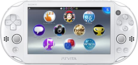 $467 » PlayStation Vita Wi-Fi White PCH-2000ZA12(Japan Import)