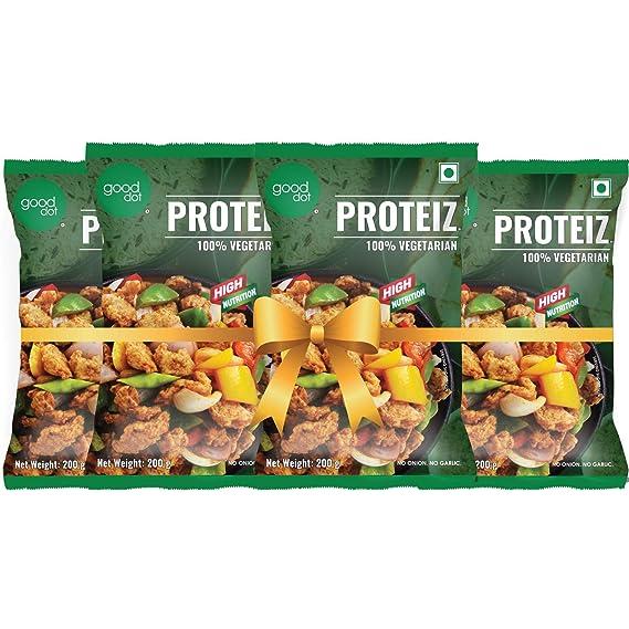 GoodDot Proteiz - Pack of 4