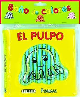 El pulpo (Baño de colores)