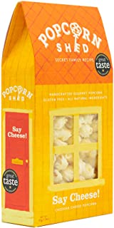 Popcorn Shed Say Cheese Gourmet Popcorn,