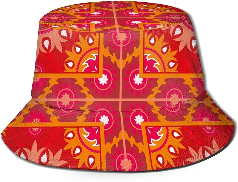 Cotton Packable Summer Travel unisex Bucket Beach Sun Hat Direct stock discount
