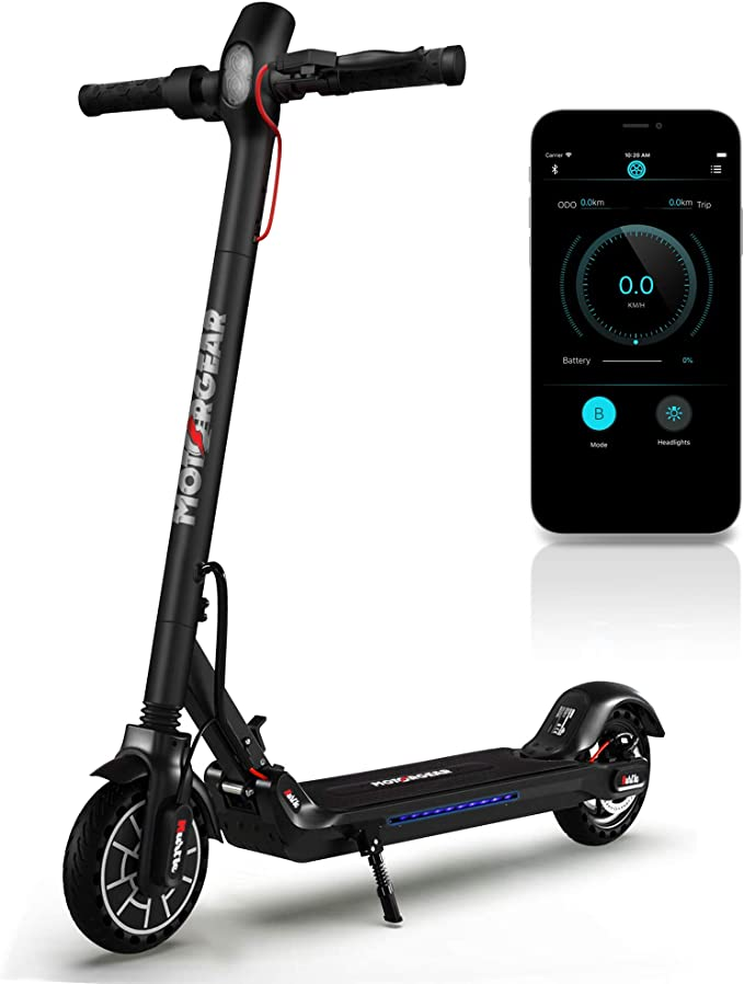 Hurtle HURES18-M5 Folding Electric Scooter
