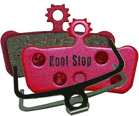 SRAM XX Kool Stop d296k Disques Plaquettes De Freins avec AERO-Kool pour Avid Elixir