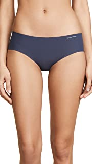 Calvin Klein Women's Invisibles 3 Pack Hipster Panty