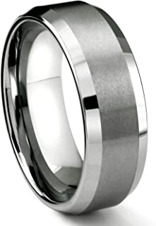 artcarved tungsten wedding bands