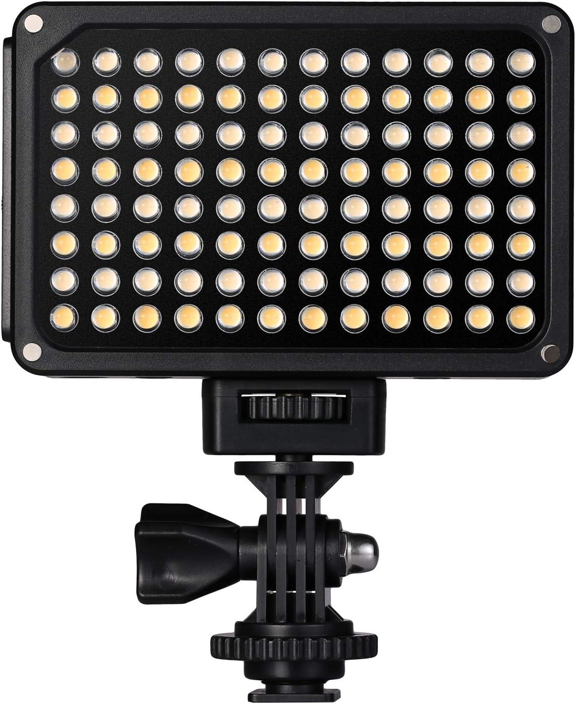 GVM LED on Cheap bargain High order Camera Video Light Bi-Color with CRI97 + 3200K-5600K