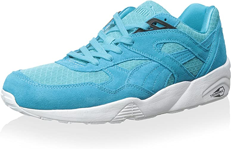 Amazon.com: PUMA Trinomic R698 Mesh Evolution Pack Men's Shoes ...