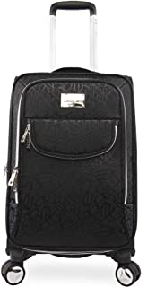 "BEBE Women's Carissa 21"" Expandable Spinner Carry-on"