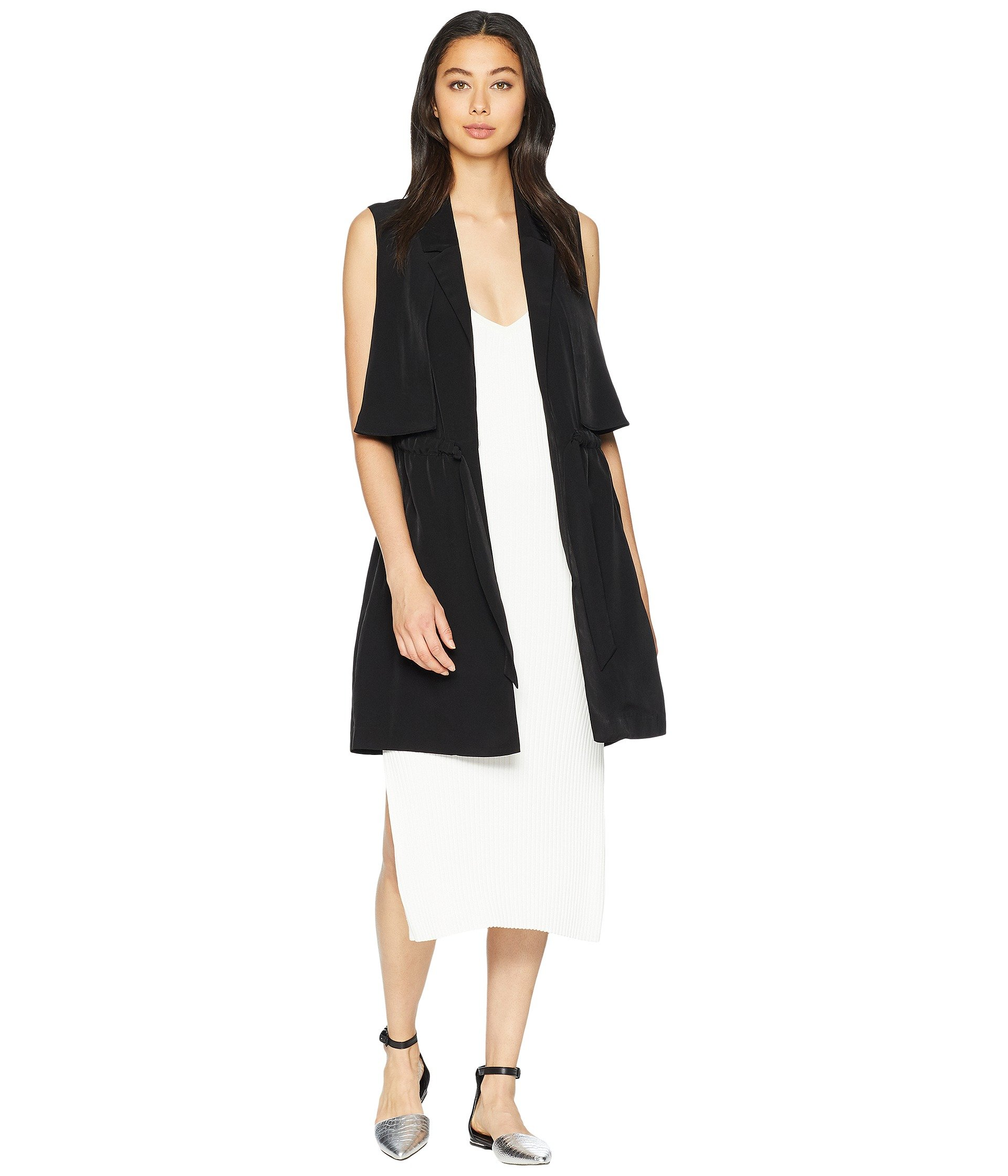 Jacket Fabric Sandwashed Kensie Micro Black Ks8k2476 nz7xR