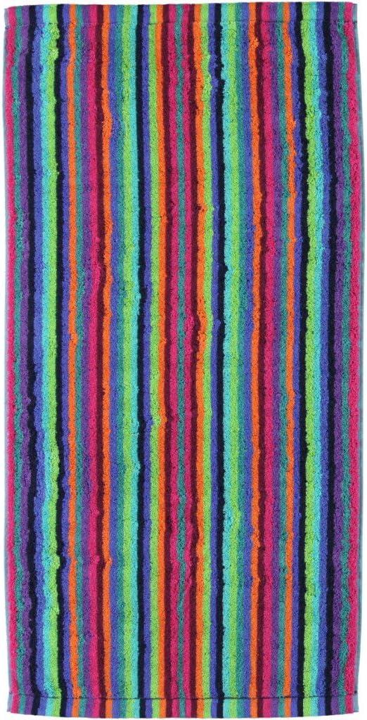 multicolore Asciugamani Art Stripe 30 x 50 cm Caw/ö Home 146 12 asciugamani per ospiti