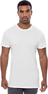 Texere Crew Neck Undershirt for Men - Organic Cotton Crew Neck Shirt (Kilda)