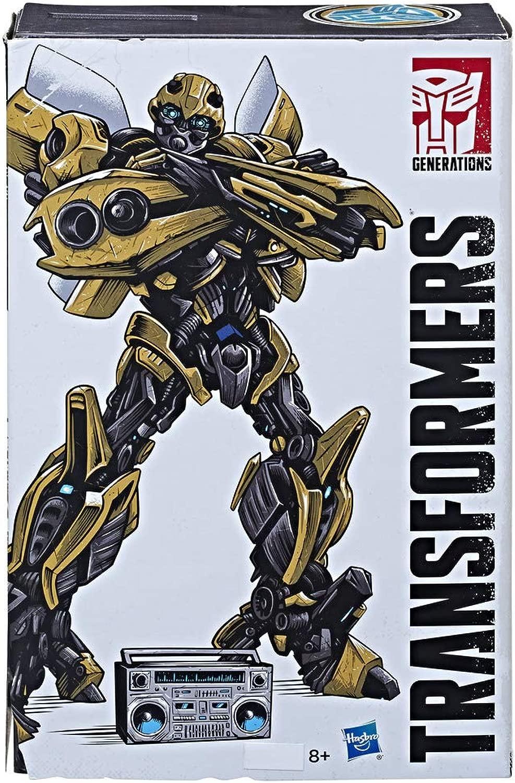 Transformers Bumblebee Retro Rock Garage (Hasbro E0706E48) (