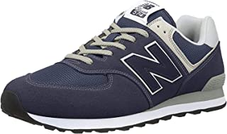 New Balance 574 V2 Core, Baskets Homme, Black Iris, 44.5 EU
