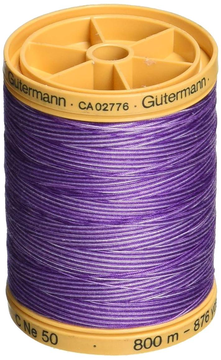 Gutermann GUT743933.9978 Purple Passion Cotton Variety Thread, 800m