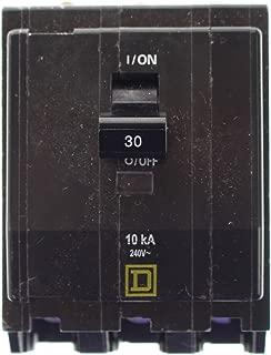 square d 3 phase 30 amp breaker