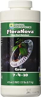 General Hydroponics GH1621 FloraNova Grow-1 Pint Fertilizer