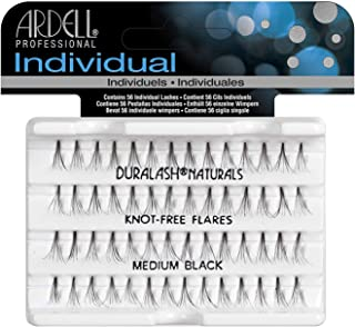 fcc2241da1a Ardell Professional Duralash Naturals Knot Free Eye Lashes, Flare Long Black