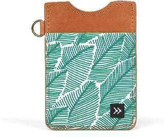 Thread Wallets - Slim Minimalist Wallet - Vertical Card Holder