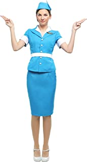 Best vintage airline stewardess costumes Reviews