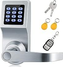 card operated lock