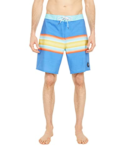 Quiksilver Highline Six Channel 19 Boardshorts Men