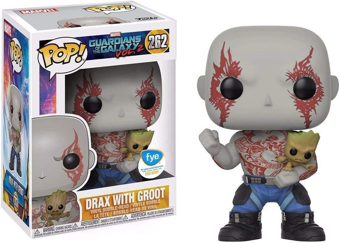 2 Guardians of the Galaxy Funko Pops