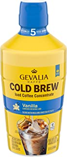 Best gevalia cold brew vanilla iced coffee concentrate Reviews