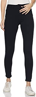 ONLY Womens Skinny Fit 4 Pocket Coated Jeans