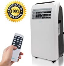 SereneLife 12,000 BTU Portable Air Conditioner + 12,000 BTU Heater, 4-in-1 AC Unit with..
