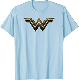 DC Comics Batman V Superman WW Logo T-Shirt
