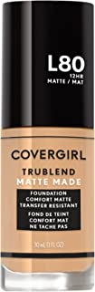 Best covergirl trublend foundation Reviews