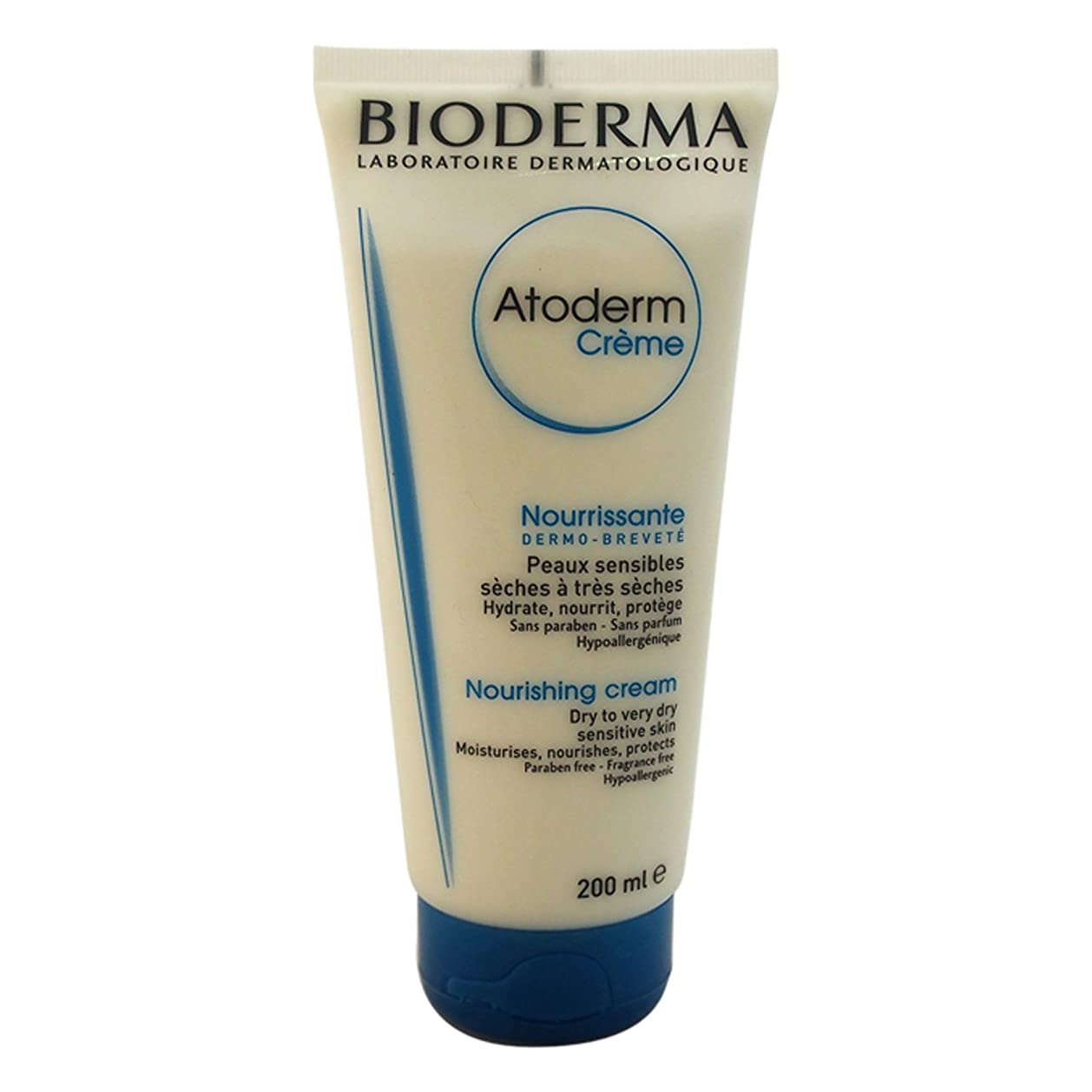 独裁バッジメタンBioderma - Atoderm Creme Ultra-Nourishing Cream (200 ml) [並行輸入品]