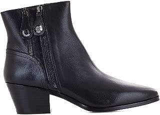 LIU JO Luxury Fashion Womens S69077P006222222 Black Ankle Boots | Fall Winter 19