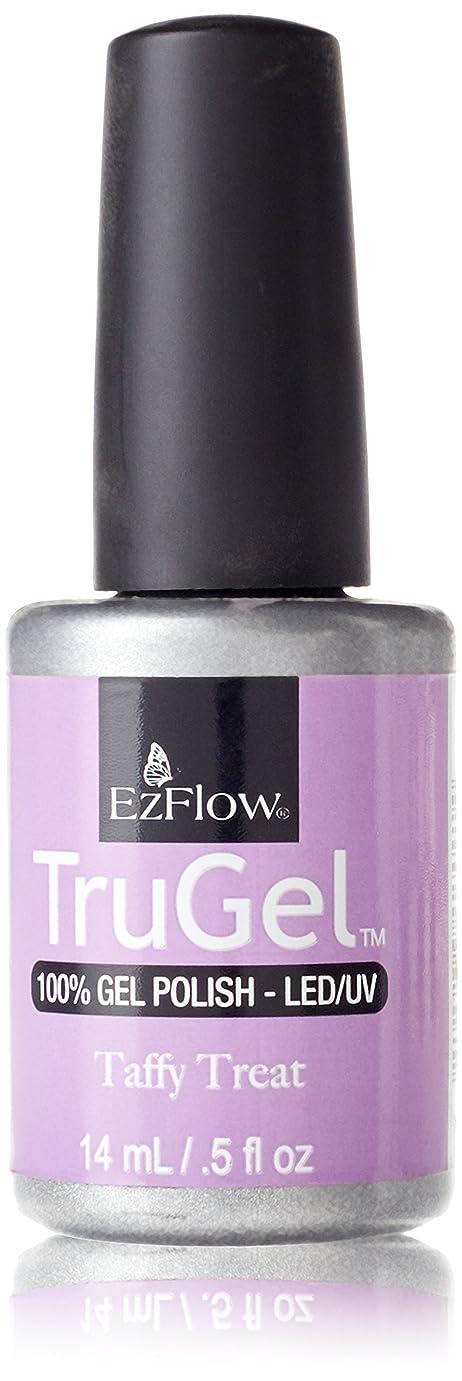 金額上げる描くEzFlow トゥルージェル カラージェル EZ-42441 タフィートリート 14ml